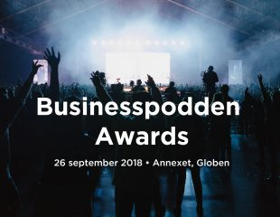 Businesspodden Awards